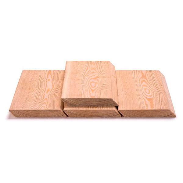 Планкен из лиственницы BC (скошенный)